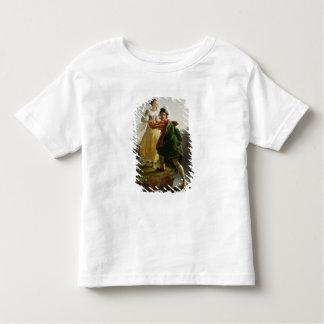 逃げているBianca Cappello トドラーTシャツ