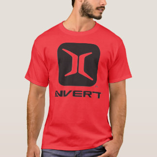 逆のペイントボール Tシャツ