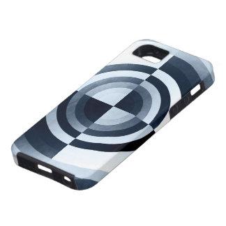 逆の焦点のデザイン iPhone SE/5/5s ケース