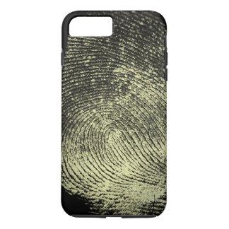 逆転させたループ指紋 iPhone 8 PLUS/7 PLUSケース