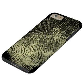 逆転させたループ指紋 TOUGH iPhone 6 PLUS ケース