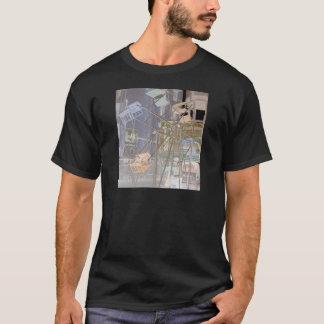 逆farrisの車輪 tシャツ