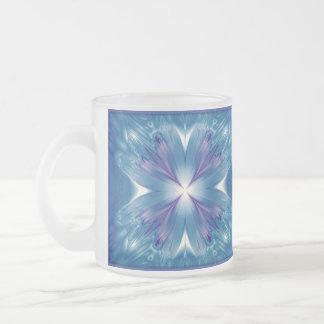 透明なマグ フロストグラスマグカップ
