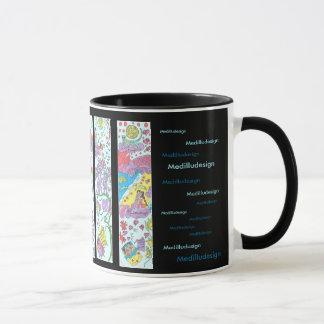 透明な夢 マグカップ