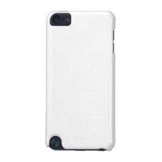透明な背景の白い水玉模様 iPod TOUCH 5G ケース