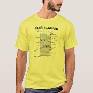 透析のナースか技術のおもしろいなギフト Tシャツ