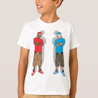 通りのギャング Tシャツ