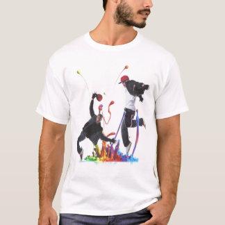 通りのダンス Tシャツ