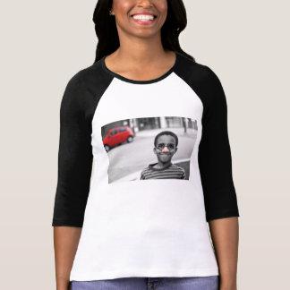 通りのピエロ Tシャツ
