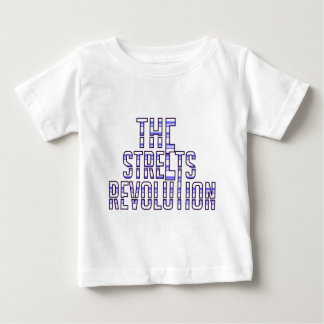 通りの改革 ベビーTシャツ
