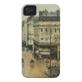 通りの聖者Honoreの午後、雨効果 Case-Mate iPhone 4 ケース