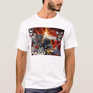 通りのdawgs tシャツ