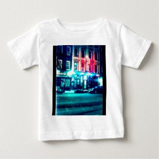通り場面 ベビーTシャツ