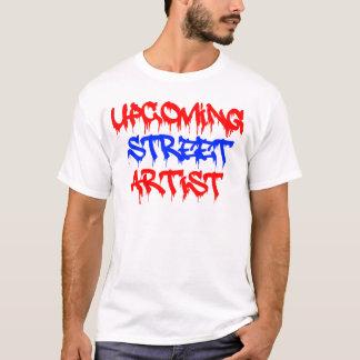 通りartist.gif tシャツ