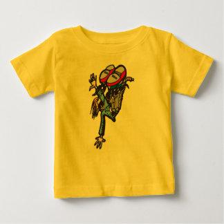 通りBreakdancing ベビーTシャツ