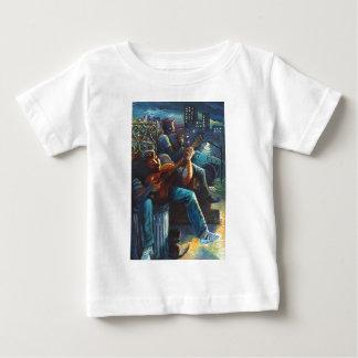 通りplayers2 ベビーTシャツ