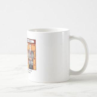 通路5の漫画のマグで必要とされてきれいにして下さい コーヒーマグカップ