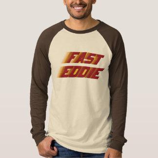 速いエディー Tシャツ