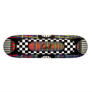 速いスケートボード スケートボード