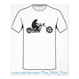 速いバイクの遅い怠惰 チラシ