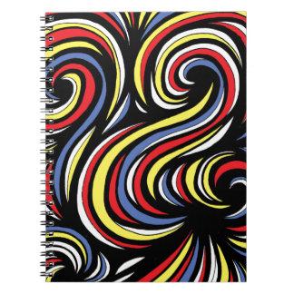 速い楽園の愛情のある歓迎 ノートブック