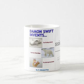 速いDamonは…発明します コーヒーマグカップ