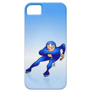 速度のスケート選手 iPhone SE/5/5s ケース