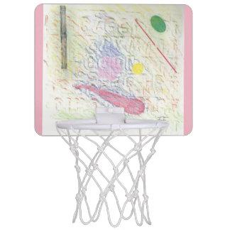 速度のバスケットボール ミニバスケットボールネット