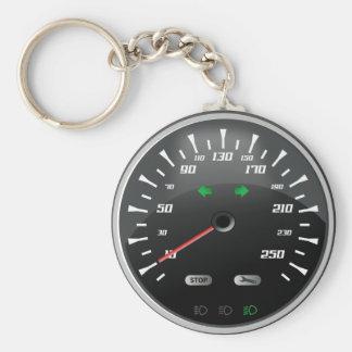 速度計 キーホルダー