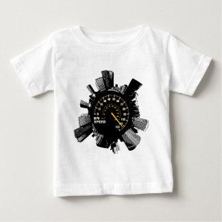 速度都市1 ベビーTシャツ