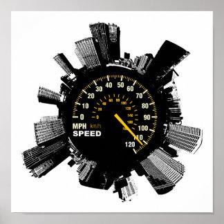 速度都市1 ポスター