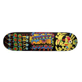速度 スケートボード