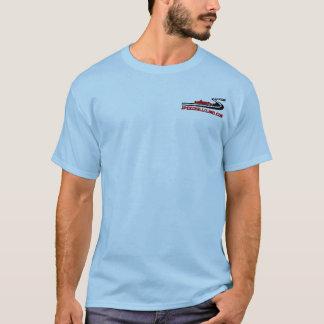 速度Hillclimb基本的なT Tシャツ