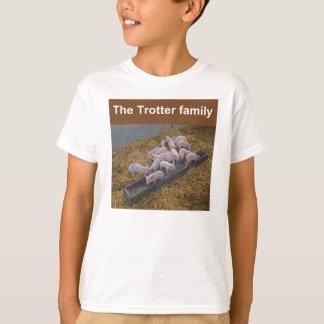 速歩馬のTシャツ Tシャツ