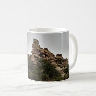 造岩ニューメキシコ コーヒーマグカップ