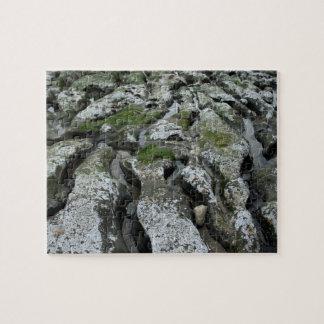 造岩、オレゴンの海岸 パズル