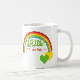 連合によるアイルランド語 コーヒーマグカップ