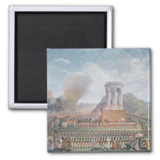 連合のフェスティバル、1790年7月14日 マグネット