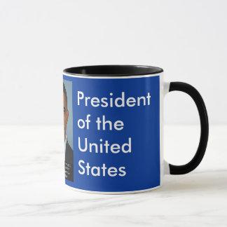 連合の完全さのオバマ マグカップ