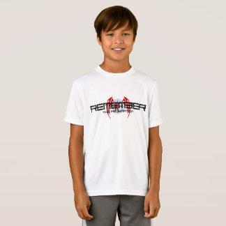 連合を覚えて下さい: 子供のスポーツTekのTシャツ Tシャツ