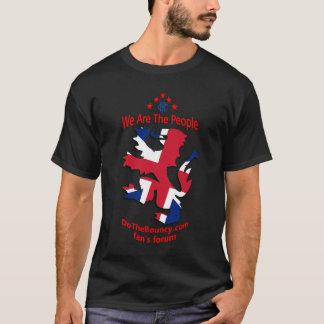 連合ライオンDTBのレーンジャーのTシャツ Tシャツ