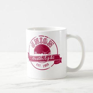 連合ヴィンテージのデザイン コーヒーマグカップ