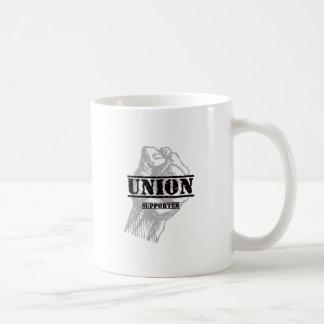 連合刺客サポータ コーヒーマグカップ