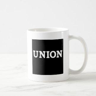 連合正方形 コーヒーマグカップ