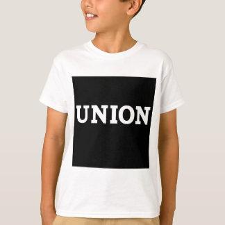 連合正方形 Tシャツ
