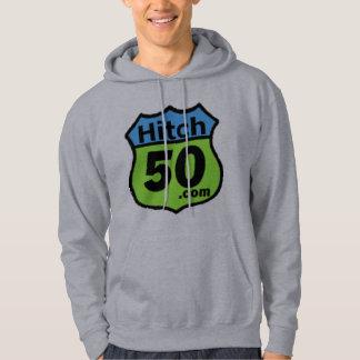 連結器50のフード付きスウェットシャツ パーカ