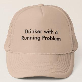 連続した問題の酒飲み キャップ