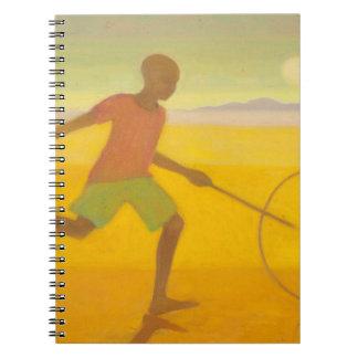 連続した男の子2010年 ノートブック