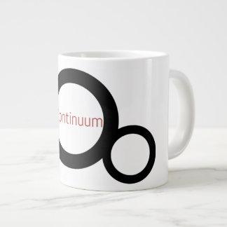 連続のマグ ジャンボコーヒーマグカップ