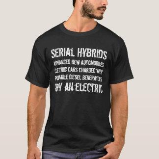 連続雑種 Tシャツ